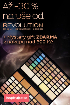 Až -30 % Makeup Revolution
