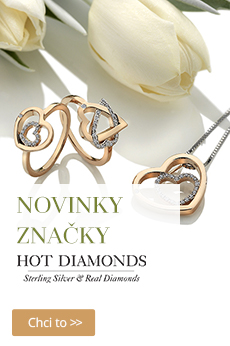 Novinky Hot Diamonds