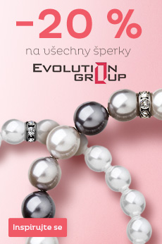 šperky Evolution Group
