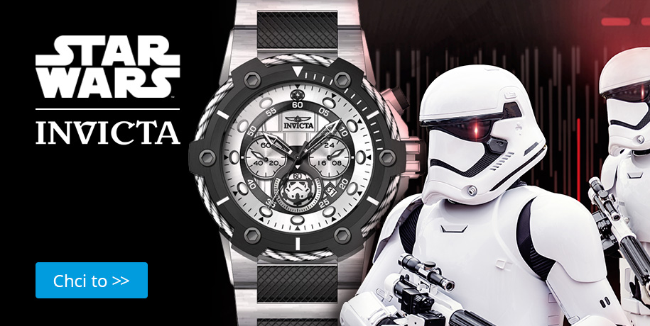 Invicta Star Wars