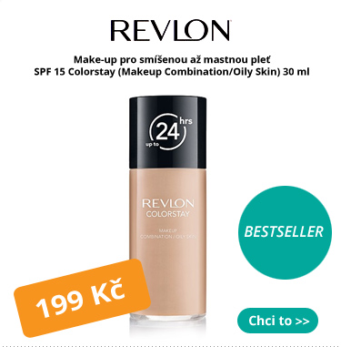 Revlon make-up SPF 15 Colorstay