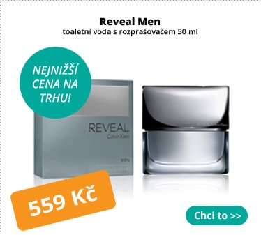 Calvin Klein Reveal Men parfém