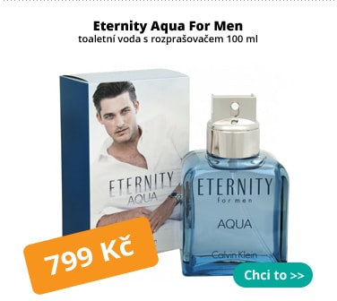 Calvin Klein Eternity Aqua For Men parfém