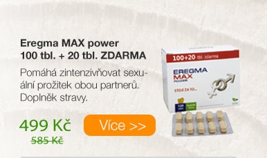 Eregma MAX power tablety