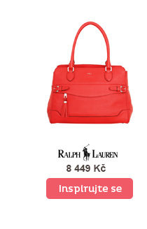 Ralph Lauren kabelka Peterson Shopper Punch