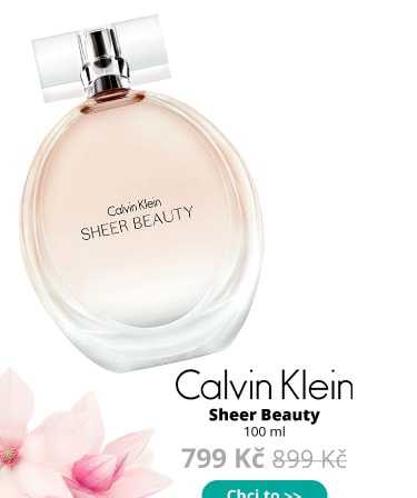 Calvin Klein Sheer Beauty parfém