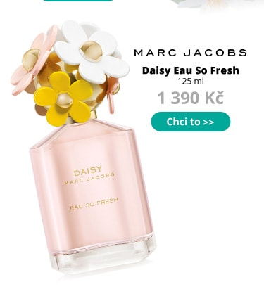 Marc Jacobs Daisy Eau So Fresh parfém