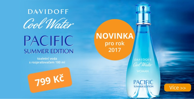 Davidoff Cool Water Pacific parfém
