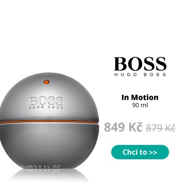 Hugo Boss In Motion parfém