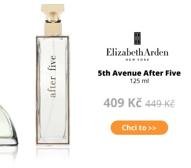 Elizabeth Arden 5th Avenue After Five parfém