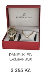 Daniel Klein exclusive box