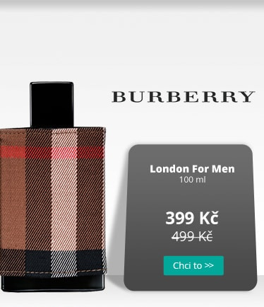 Burberry London For Men parfém