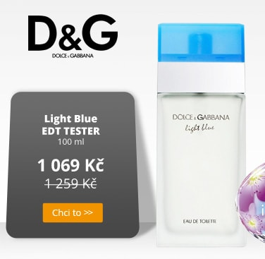 Dolce Gabbana Light Blue parfém